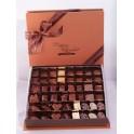 Boite chocolats assortis 390g